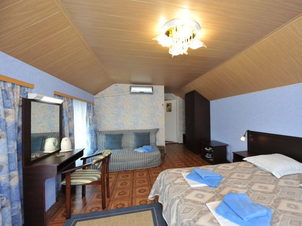 Лазаревское мини отель пальмик